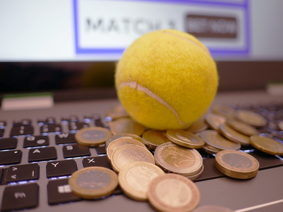 How to place bets on tennis